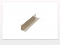 Профиль горизонтальный (уголок) Г50*50 (0,8 мм)