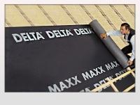 Гидроизоляционная пленка TYVEK Delta-Maxx (1,5х50 м)