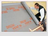 Гидроизоляционная пленка TYVEK Delta-Vent N (1,5х50 м)