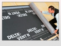 Гидроизоляционная пленка TYVEK Delta-Vent N Plus (1,5х50 м)