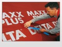 Гидроизоляционная пленка TYVEK Delta-Maxx Plus (1,5х50 м)