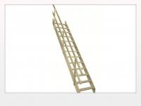 Стационарная чердачная лестница FAKRO