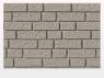Сайдинг-панели Кирпич 10 (1575*254мм; 0,4м2) FOUNDRY