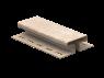 H-планка Timberblock Дуб