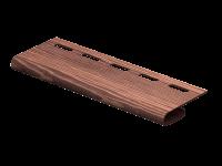 Завершающая планка Timberblock Дуб