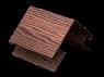 Наружный угол Timberblock Дуб