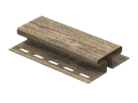 H-планка Timberblock Ель