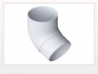 Колено трубы 67°
